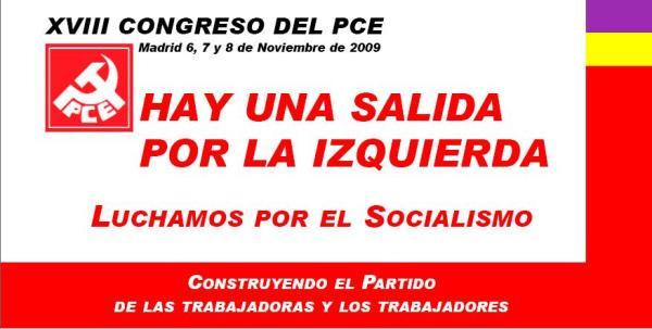congreso PCE
